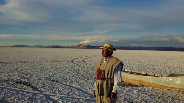 Klimatets offer – sjön som försvann