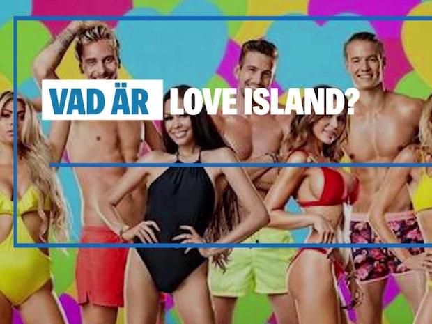 Det här är programmet Love Island