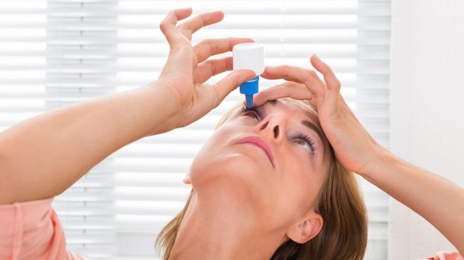 ögoninflammation bada i pool