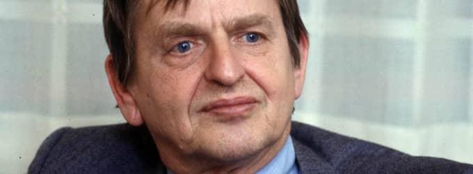 Olof Palme mördades 1986. Nu förs en ny teori om mordet fram där motivet ska ha varit Palmes arbete för internationell nedrustning. Foto: Tobbe Gustavsson