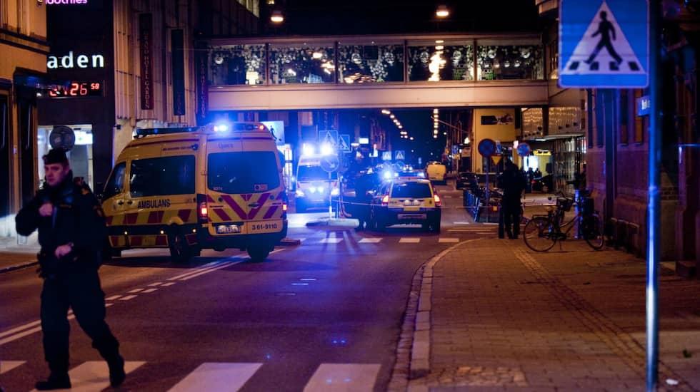 Brottsligheten – och i synnerhet frågan om invandrares brottslighet – kommer att bli en mycket stor fråga i valet 2018, tror flera bedömare. Foto: Per Nilsson