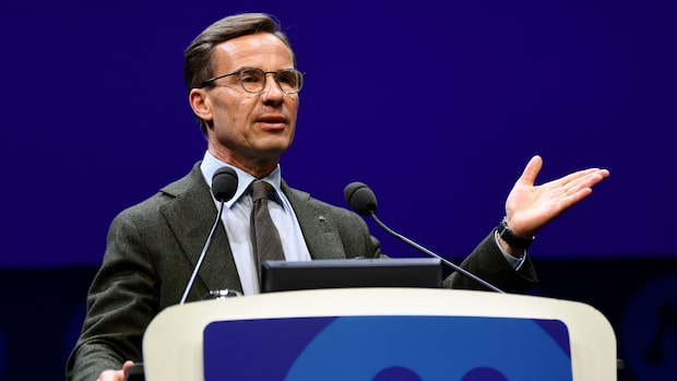 "Ulf Kristersson (M): ""Samhällskontraktet knakar i fogarna"""