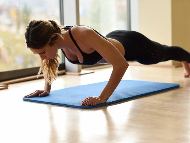 Hur tränar du?
