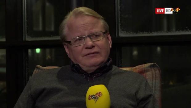 Peter Hultqvist totalsågar Göran Perssons försvarsanalys