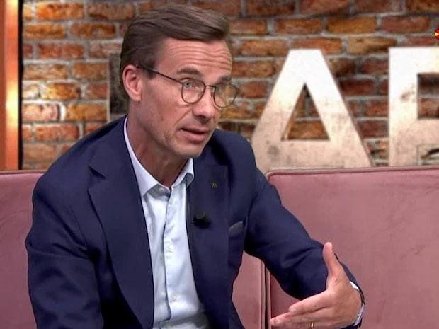 Bara Politik: Se intervjun med Ulf Kristersson