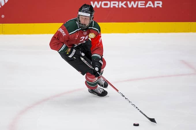 """""""Det här blir en klassisk säsong i Frölundas hockeyhistoria"""", skriver Magnus Nyström. Foto: BILDBYRÅN"""