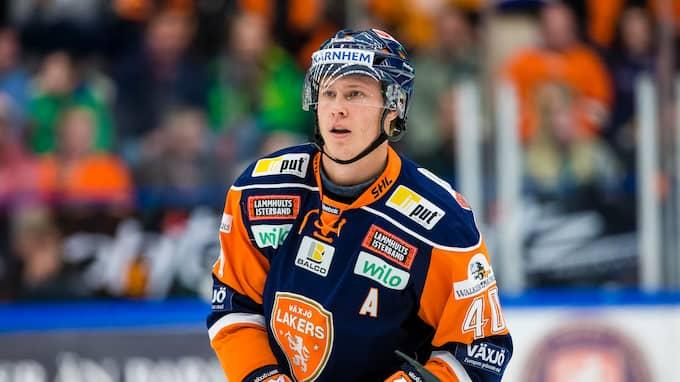 Dennis Rasmussen återvänder till Växjö. Foto: JONAS LJUNGDAHL / BILDBYRÅN