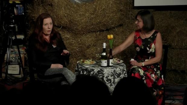 Lunch med Montelius firar 150 avsnitt med livepodd
