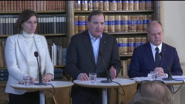 """Stefan Löfven: """"Sex ska vara frivilligt"""""""
