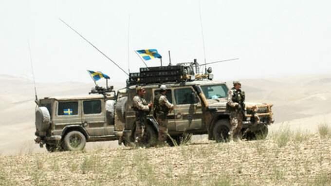 Generalsekreteraren Anna-Karin Johansson går nu ut och anklagar svensk militär för att vid insamling av information på marken ha utgett sig för att vara SAK-anställda. Observera att bilden är tagen i ett annat sammanhang.