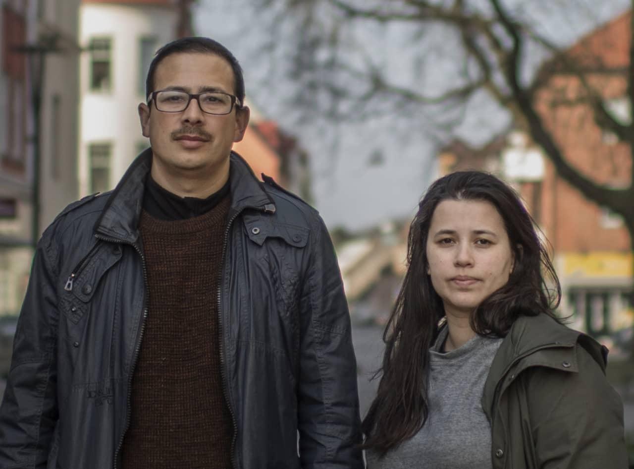 Federico Moreno & Meli Petersson Ellafi