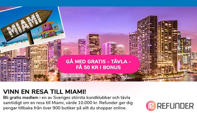 Expressen Refunder Miami